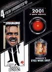 Stanley Kubrick Collection: 4 Film Favorites [4 Discs] (dvd) 3053023