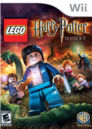 LEGO Harry Potter: Years 5-7 - Nintendo Wii