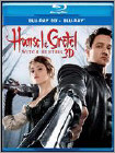 Hansel & Gretel: Witch Hunters (Blu-ray 3D) (2 Disc) (3-D)