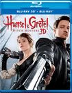 Hansel & Gretel: Witch Hunters 3d [3d] [blu-ray] 3056039
