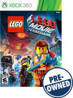 The LEGO Movie Videogame - PRE-OWNED - Xbox 360