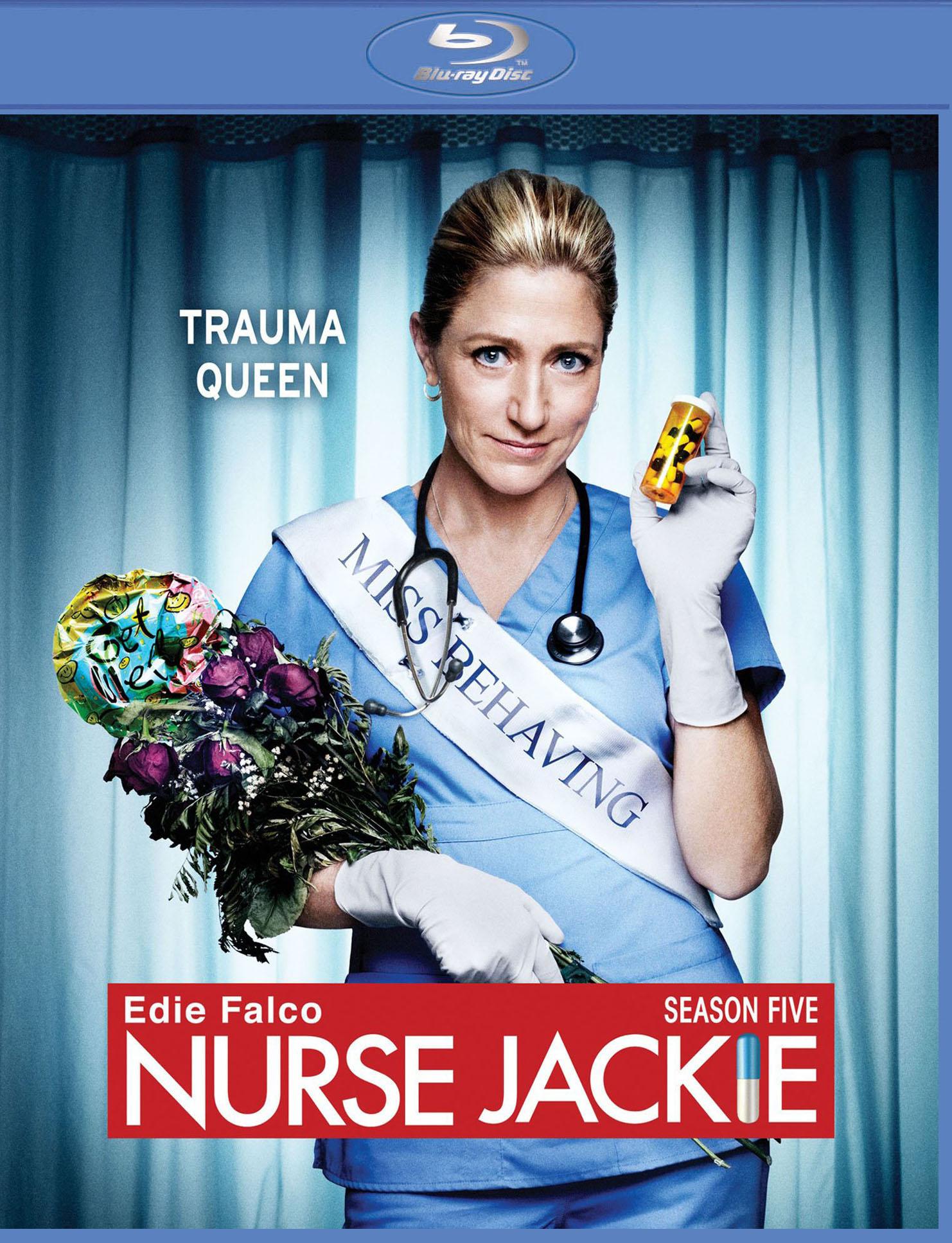 Nurse Jackie: Season Five [2 Discs] [blu-ray] 3060062