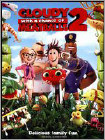 Cloudy With a Chance of Meatballs 2 (DVD) (Ultraviolet Digital Copy) 2013