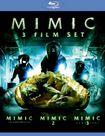 Mimic/mimic 2/mimic 3 [2 Discs] [blu-ray] 3071007