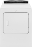 Whirlpool - Cabrio 7.0 Cu. Ft. 24-Cycle Gas Dryer - White