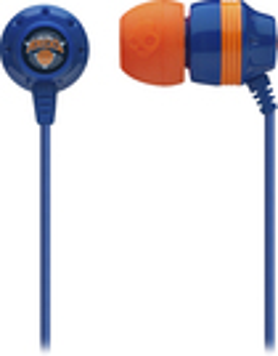 Skullcandy - Ink'd New York Knicks Earbud Headphones