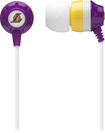 Skullcandy - Ink'd L.A. Lakers Earbud Headphones - L.A. Lakers