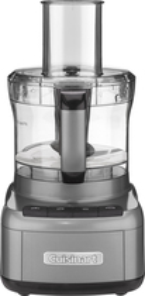 Cuisinart - Elementals 8-Cup Food Processor - Gunmetal