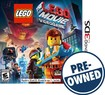 The LEGO Movie Videogame - PRE-OWNED - Nintendo 3DS
