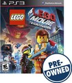The LEGO Movie Videogame - PRE-OWNED - PlayStation 3