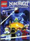 Lego Ninjago: Masters Of Spinjitzu - Rebooted (DVD)
