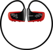 Sony - Meb Keflezighi Special Edition Walkman 2GB* Wearable MP3 Player - Black/Orange