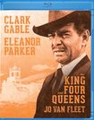 The King And Four Queens [blu-ray] 30786515