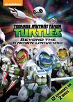 Teenage Mutant Ninja Turtles: Beyond The Known Universe [2 Discs] (dvd) 30795244