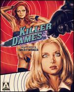 Killer Dames: Two Gothic Chillers By Emilio P. (Blu-ray Disc)