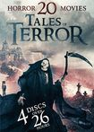 20 Horror Movie Collection: Tales Of Terror [4 Discs] (dvd) 30877442