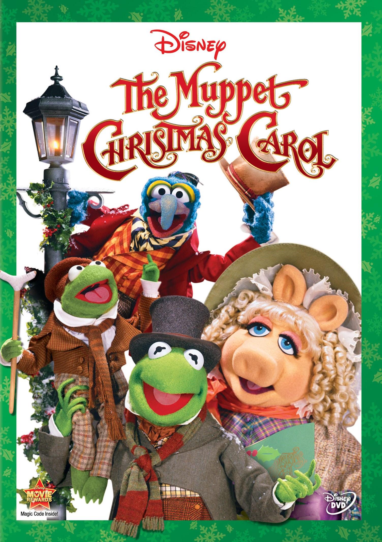 The Muppet Christmas Carol (blu-ray) 30881187