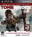 Tomb Raider: Game of the Year Edition - PlayStation 3