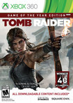 Tomb Raider: Game of the Year Edition - Xbox 360