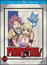 Fairy Tail: Part Twenty (Blu-ray Disc) (4 Disc) (Boxed Set)