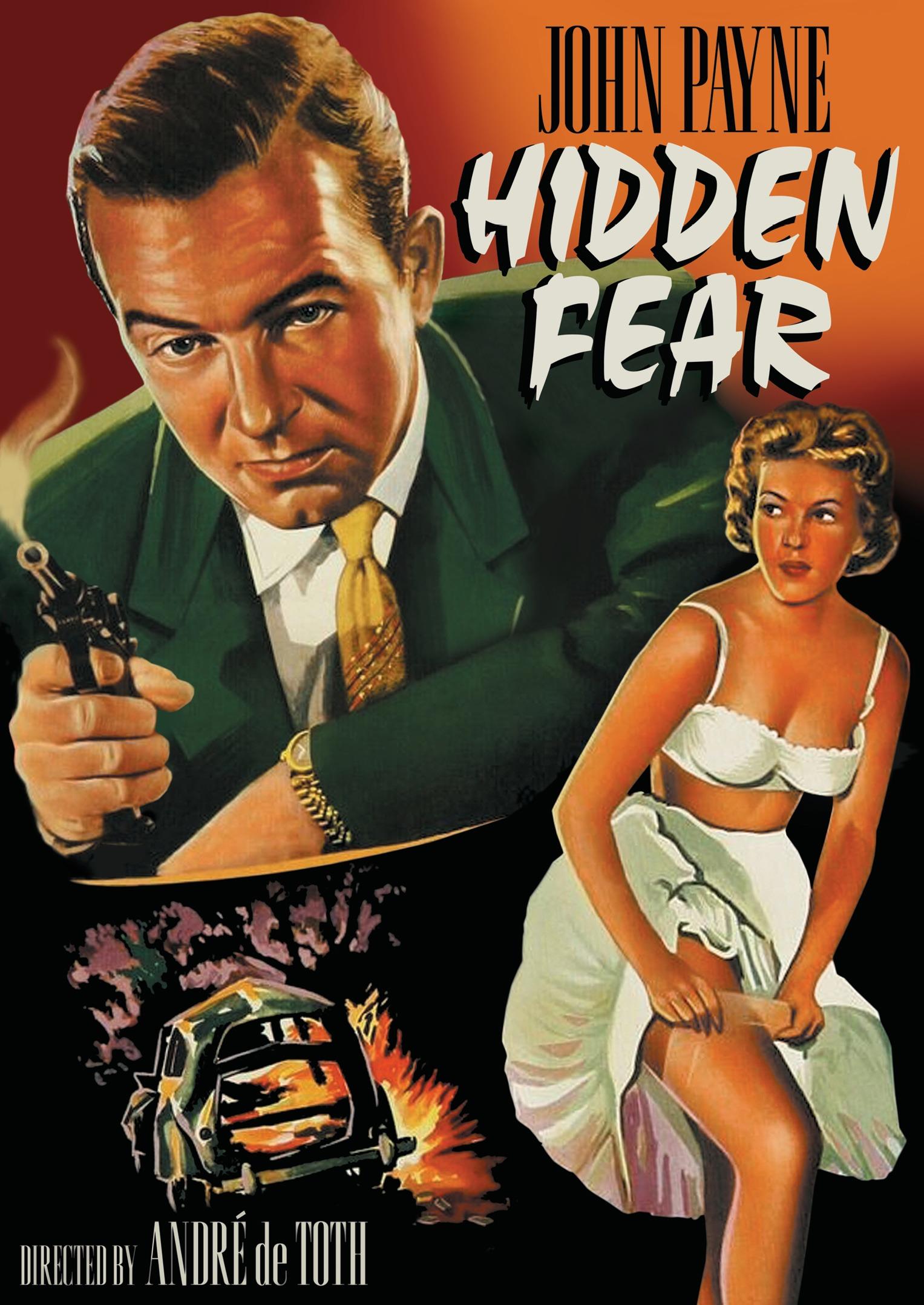 Hidden Fear (dvd) 30949336