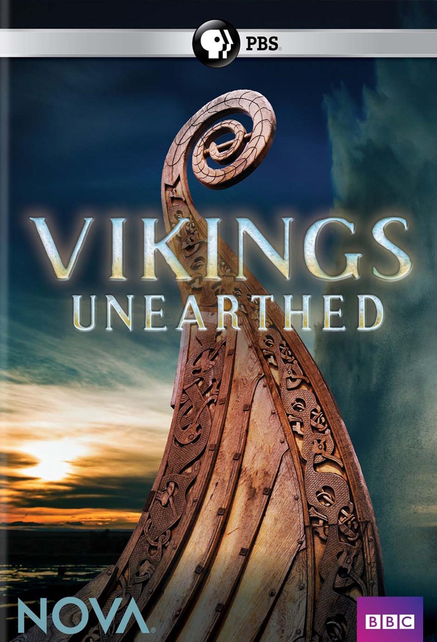 Nova: Vikings Unearthed (dvd) 30952544