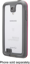 LifeProof - fre Case for Samsung Galaxy S 4 Cell Phones - Magenta