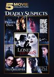 Deadly Suspects: 5 Movie Collection [2 Discs] (dvd) 30997354