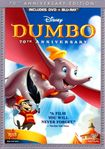 Dumbo [70th Anniversary Edition] [2 Discs] [dvd/blu-ray] 3100091