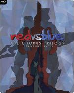 Red Vs Blue The Chorus Trilogy: Seasons 11-13 (Blu-ray Disc)