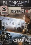 Chappie/district 9/elysium [3 Discs] (dvd) 31011387