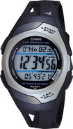 Casio - Men's Runner Eco-Friendly Digital Watch - Black