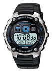 Casio - Multifunctional Digital Sport Watch - Black