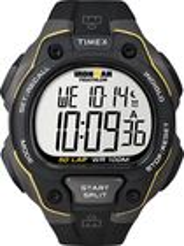 Timex - IRONMAN 50-Lap Watch - Orange