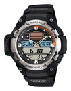 Casio - Men's Sport Multifunction Watch - Black