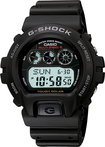 Casio - Men's G-Shock Atomic Digital Sports Watch - Black