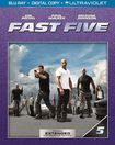 Fast Five [ultraviolet] [includes Digital Copy] [blu-ray] 31068271