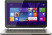 "Toshiba - Satellite 14"" Touch-Screen Laptop - Intel Core i5 - 8GB Memory - 1TB Hard Drive - Satin Gold"