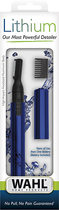Wahl - Lithium Pen Trimmer - Blue