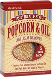 West Bend - Popcorn and Oil (3-Pack)