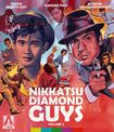 Nikkatsu Diamond Guys: Volume 2 [blu-ray/dvd] [3 Discs] 31100667