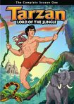 Tarzan: Lord Of The Jungle - Season 1 [2 Discs] (dvd) 31116144
