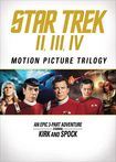 Star Trek: Motion Picture Trilogy (dvd) 31136241