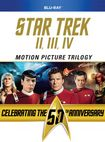 Star Trek: Motion Picture Trilogy [blu-ray] 31136269