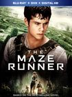 The Maze Runner [2 Discs] [includes Digital Copy] [ultraviolet] [blu-ray] [with Movie Money] 31171222