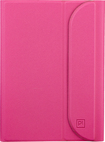 "Platinum - Folio Case for Most 7"" Tablets - Pink"