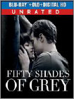 Fifty Shades of Grey (Blu-ray/DVD)(Digital Copy) 2015
