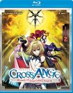 Cross Ange: Rondo Of Angel And Dragon 2: Collection 2 [blu-ray] [2 Discs] 31223284