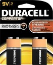 Duracell - 9V Batteries (2-Pack)