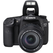Canon - EOS 7D DSLR Camera with 18-135mm IS Lens - Black